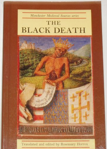 The Black Death, edited by Rosemary Horrox